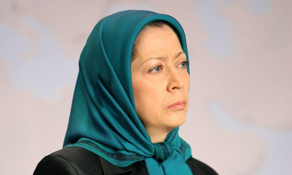 كلمة مريم رجوي في مراسم إحياء ذكرى عاشوراء الحسين(ع): عاشوراء، سنة في غاية الفداء دون طلب الأجر