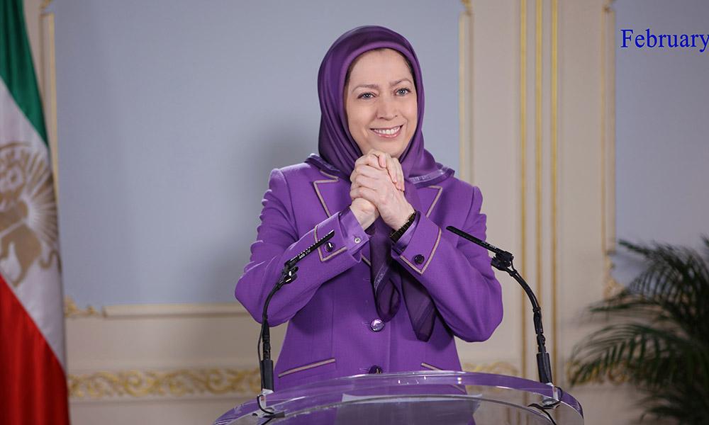 رسالة مريم رجوي إلى مؤتمر «النساء قوة التغيير» بمناسبة اليوم العالمي للمرأة في البرلمان البريطاني
