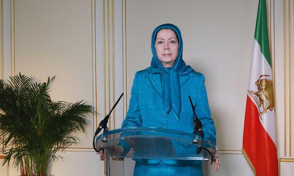 مريم رجوي: الصفقة مع النظام الإيراني ضد الشعب الإيراني والسلام والأمن العالميين