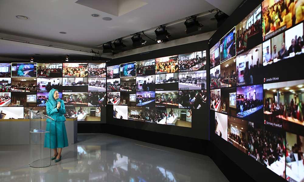 مريم رجوي: الشهداء الأبطال في العام1988 مصدر إلهام للمنتفضين في المدن العاصية