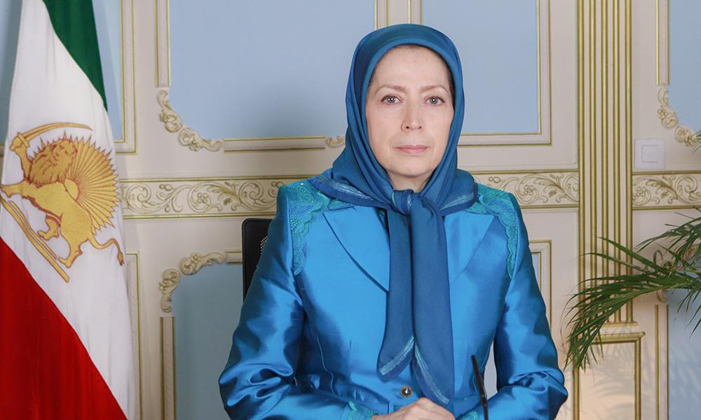 نحو إيران حرّة وديمقراطية رسالة مريم رجوي إلى مؤتمر الجاليات الإيرانية في الولايات المتحدة الأمريكية