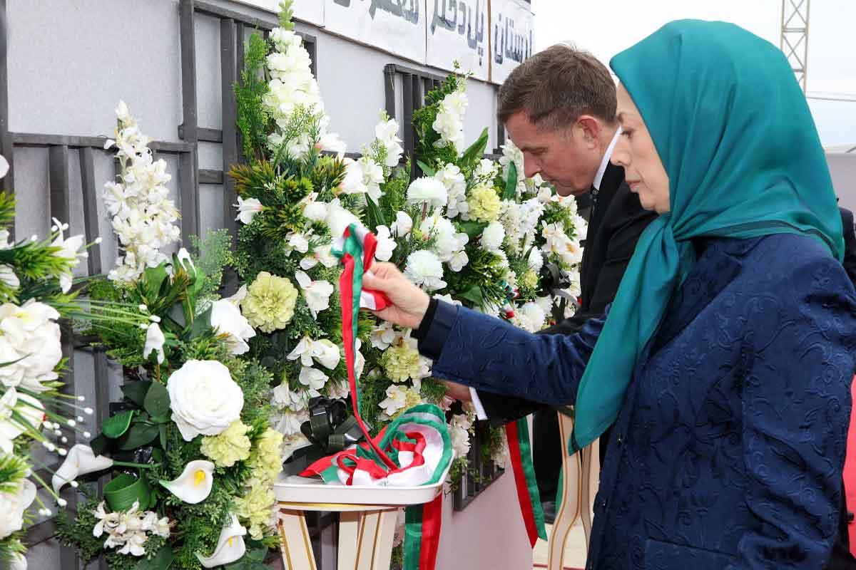 للتضامن والمؤاساة مع المواطنين المنكوبين بالفيضانات في إيران-  كلمة مريم رجوي