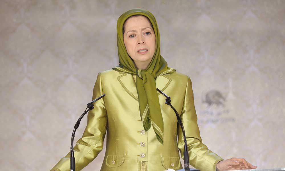 مريم رجوي: تقدم النساء في حركة المقاومة رهين بنضال مستمر ضد الفكر المتخلف الرجعي