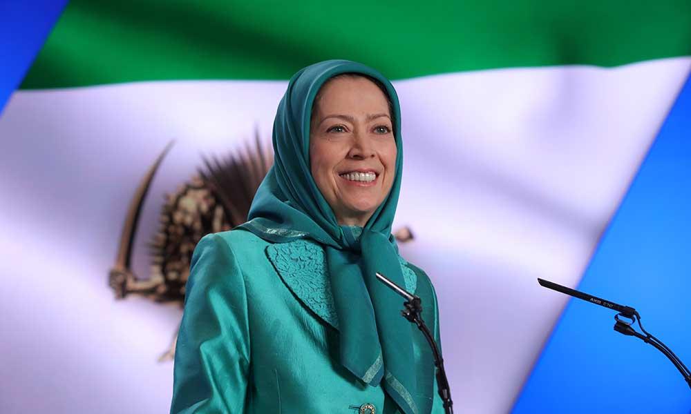 مريم رجوي: نستعيد إيران