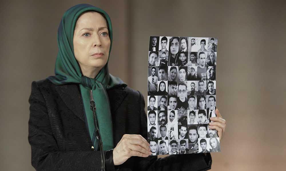 مريم رجوي: شهداء الانتفاضة جعلوا من خامنئي أسوأ المستبّدين في عصرنا