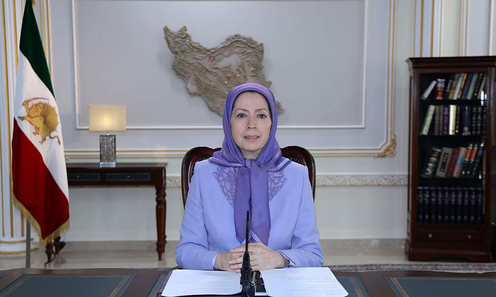 مريم رجوي: على مجلس الأمن الدولي إدانة نظام الملالي في تكتّمه على أزمة كورونا