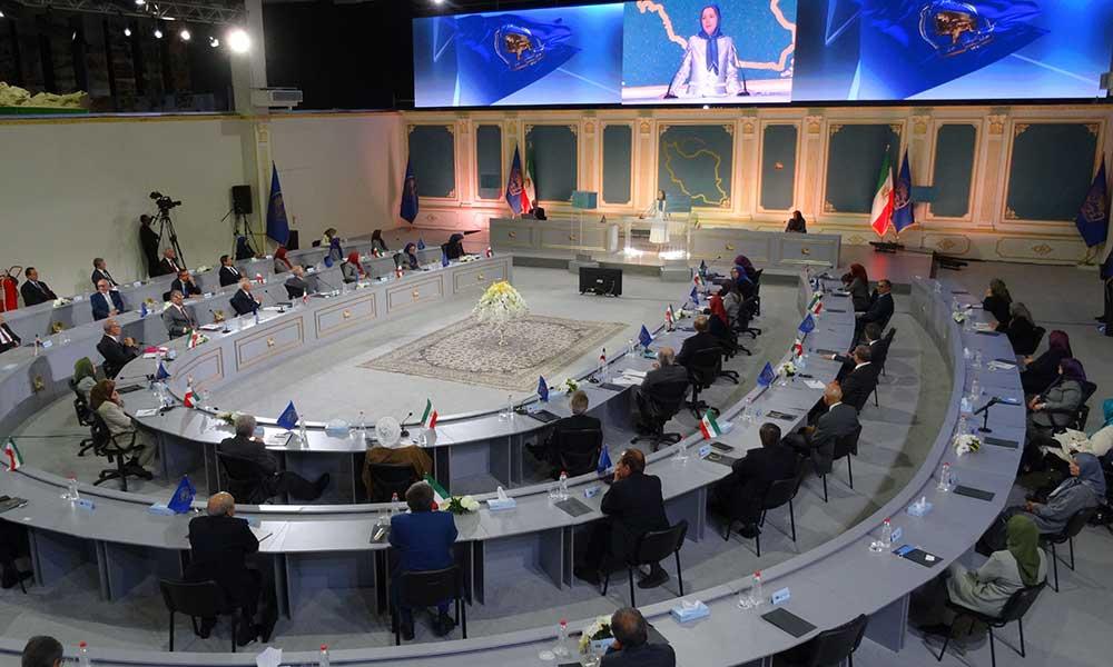 مریم رجوي: المجلس الوطني للمقاومة الإيرانية، البديل الديمقراطي ومفتاح الحل لمستقبل إيران