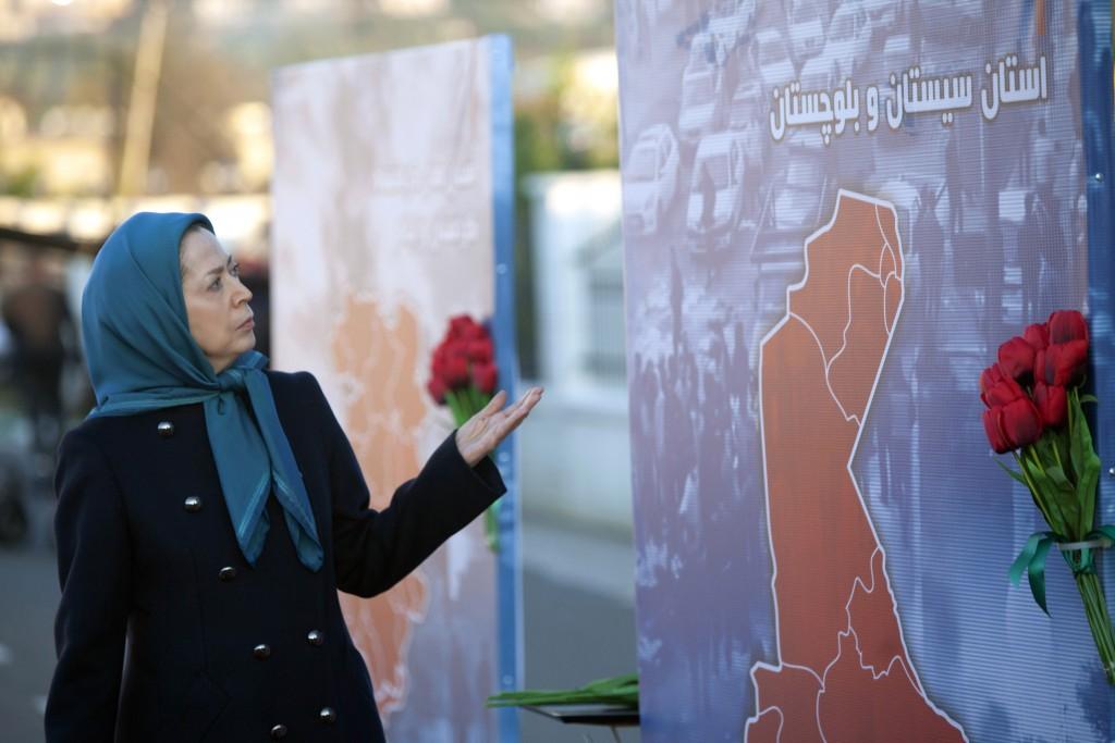 اقتحام قاعدة قوات الحرس في كورين زاهدان وإضراب في سيستان وبلوشستان تضامناً مع سراوان