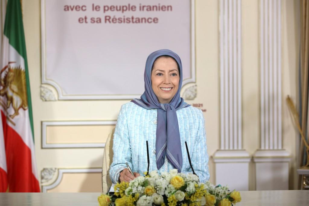نوروز التضامن مع الشعب الإيراني والمقاومة الإيرانية