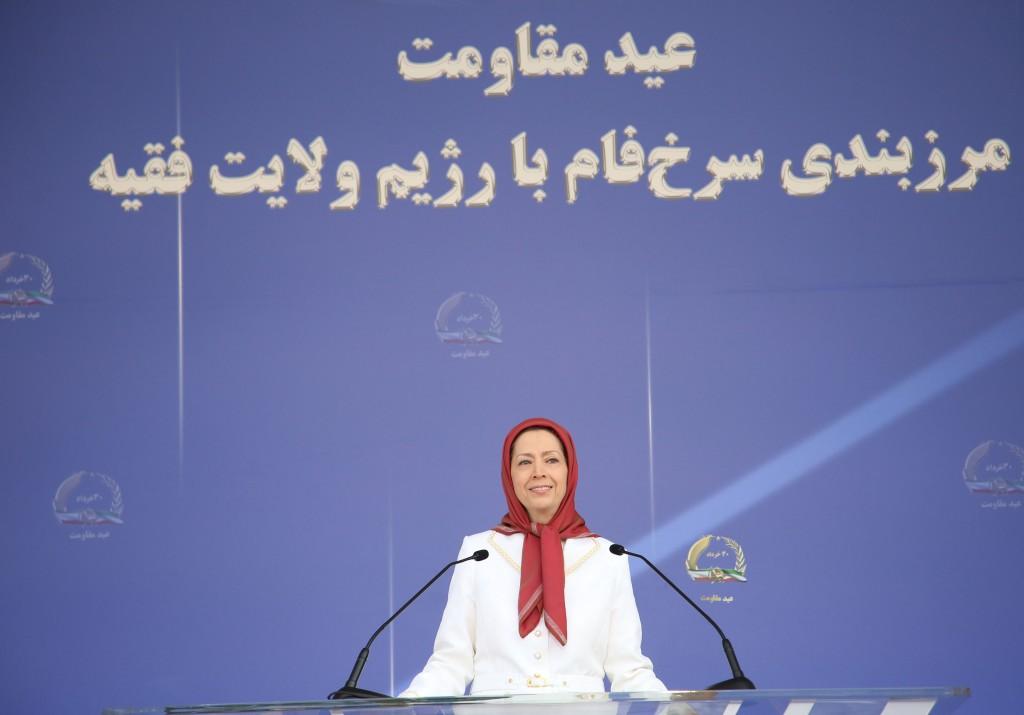 20 يونيو الذكرى الأربعين لانطلاقة المقاومة الإيرانية- رسم الحدود التاريخي بين الحرية والاستبداد الديني