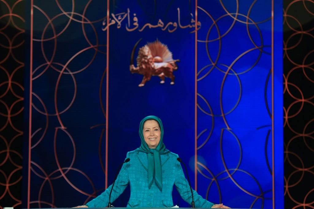 المجلس الوطني للمقاومة الإيرانية ذخیرة الشعب الإیرانی حالاً ومستقبلاً