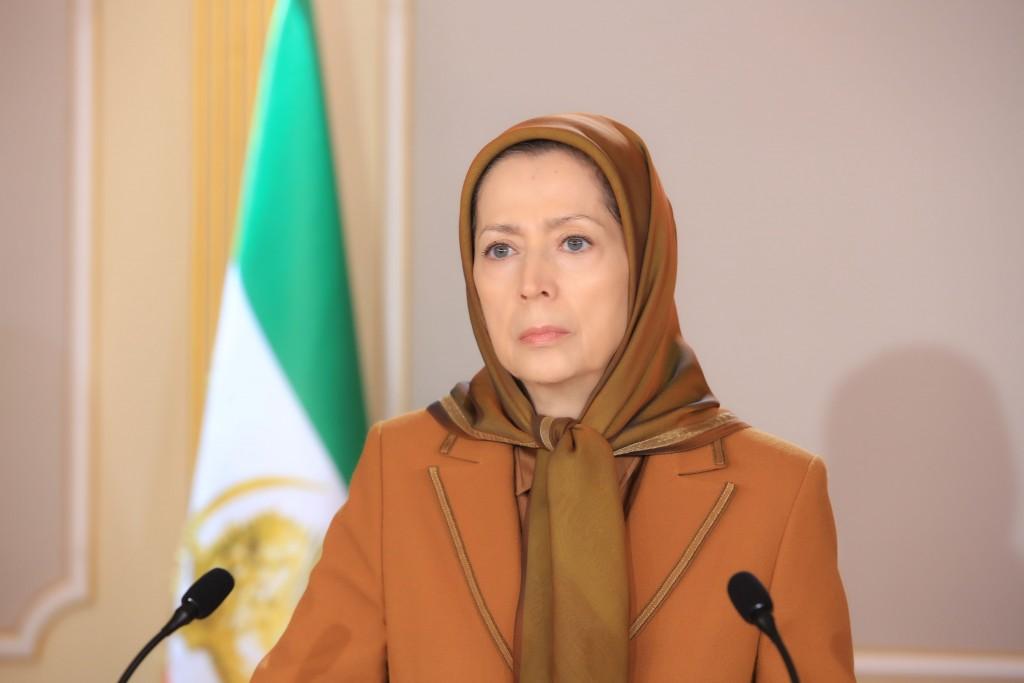 مريم رجوي: الجلاد رئيسي اختبار تاريخي للمجتمع الدولي