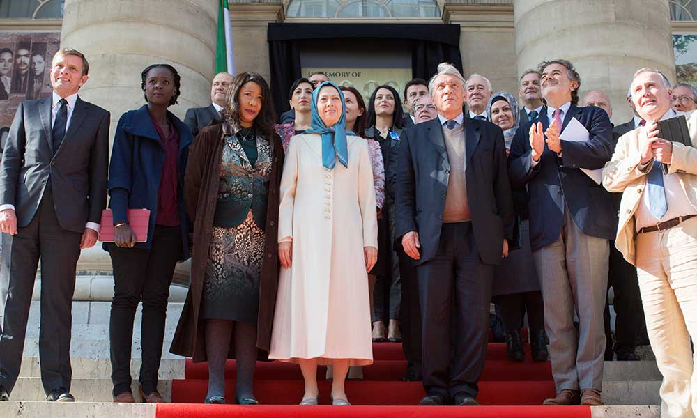 Maryam Rajavi: our plan is an iran without the death penalty