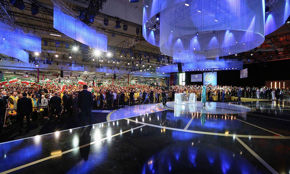 Maryam Rajavi to the Grand Gathering in Paris: One year after the nuclear agreement, both factions failed in subduing a profoundly discontented society