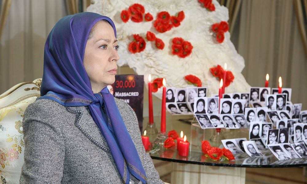 Maryam Rajavi: Tape recording of Mr. Montazeri's Meeting with Those Responsible for Mass Executions of Political Prisoners is Regime Leaders' Responsibility for Crimes Against Humanity
