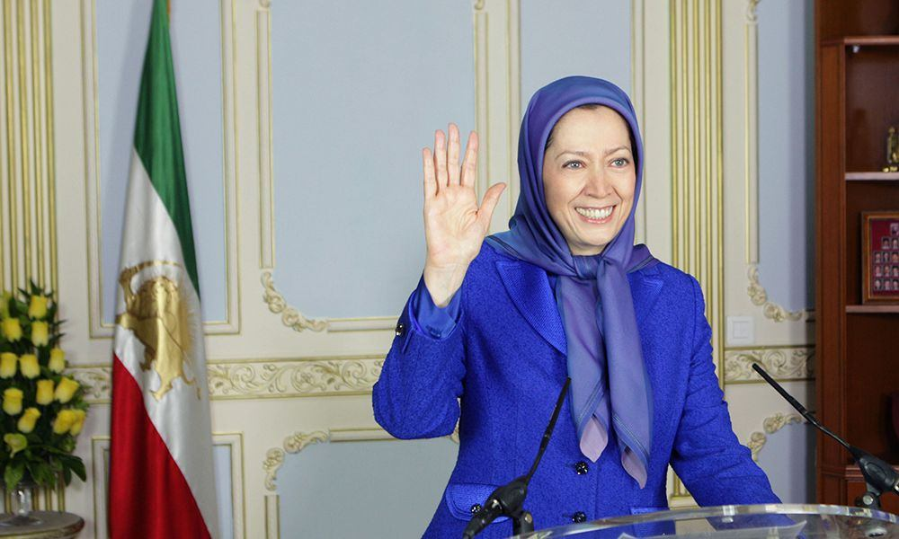 Maryam Rajavi's message to Iranians' Demonstration in New York- In protest to the presence of the Iranian regime's President at the UN