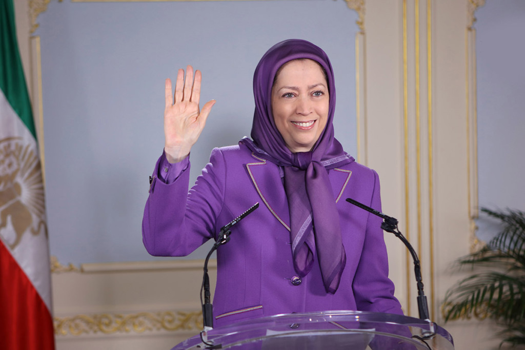 """Maryam Rajavi's message to a meeting at UK parliament """"Women the force for change""""  on the occasion of the International Women's Day  28 February 2017"""