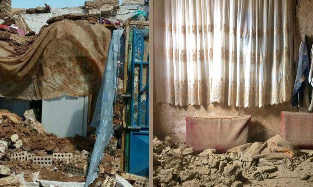 Maryam Rajavi sends her sympathies and condolences to countrymen and women hit by earthquake in Khorassan