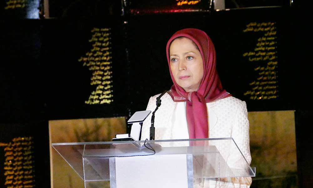 Commemorating the heroes martyred in the 1988 massacre in Iran