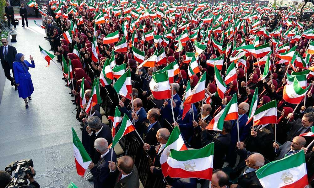 Speech by Maryam Rajavi on the anniversary of the massacre in Ashraf on September 1, 2013
