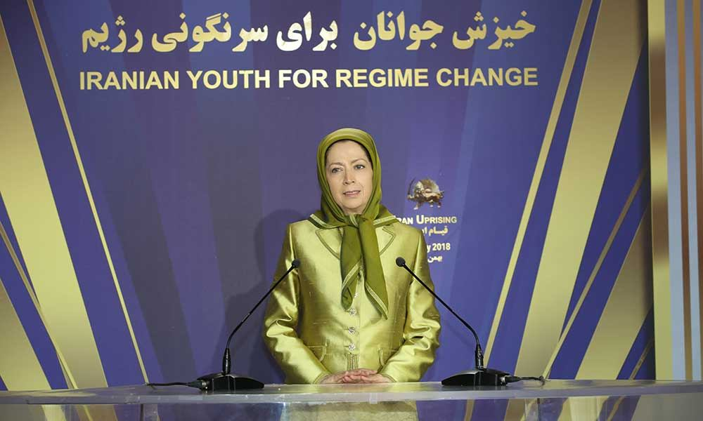 Maryam Rajavi: From 1979 Revolution to the Uprising in 2018- For freedom, in the name of freedom, and towards freedom