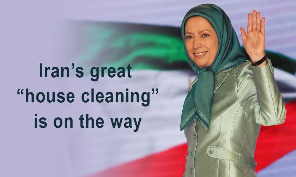 """Iran's great """"house cleaning"""" is on the way"""