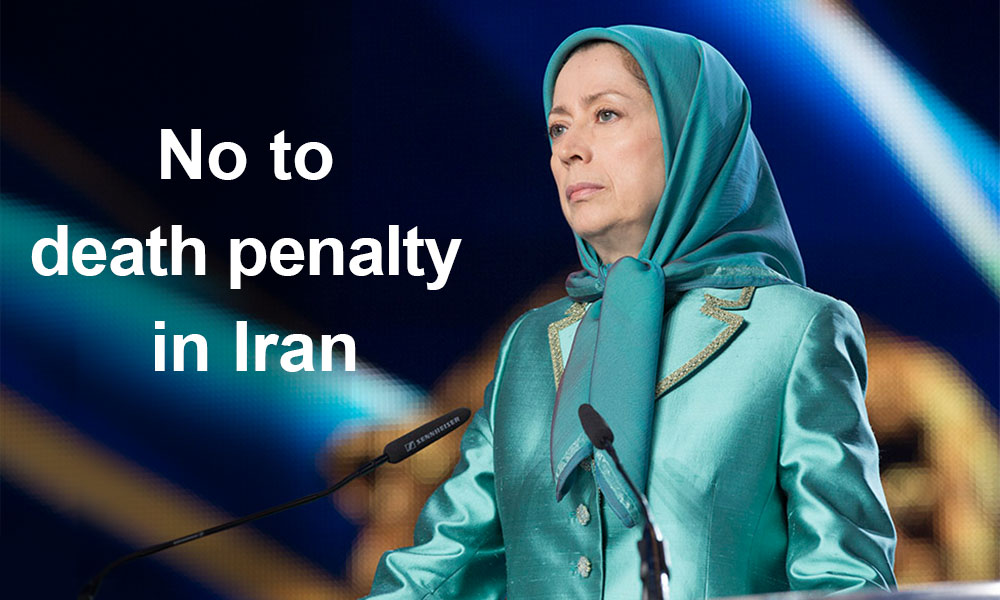 No to death penalty in Iran