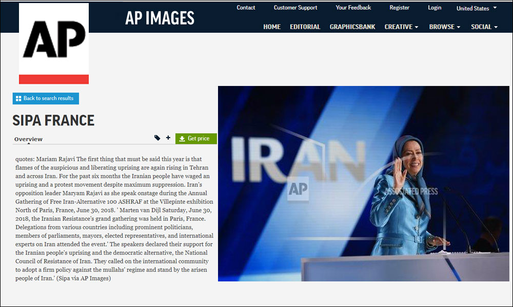 The Iranian Resistance's grand gathering was held in Paris