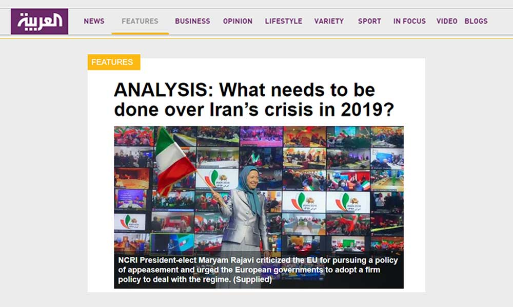 ANALYSIS: What needs to be done over Iran's crisis in 2019?