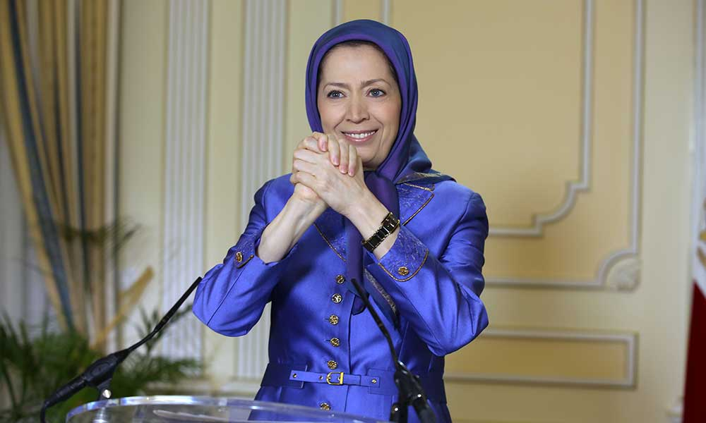 Maryam Rajavi's message to the Iranians' rally in Warsaw: The imperative of recognizing the right of the Iranian people's Resistance to overthrow the mullahs' theocratic regime