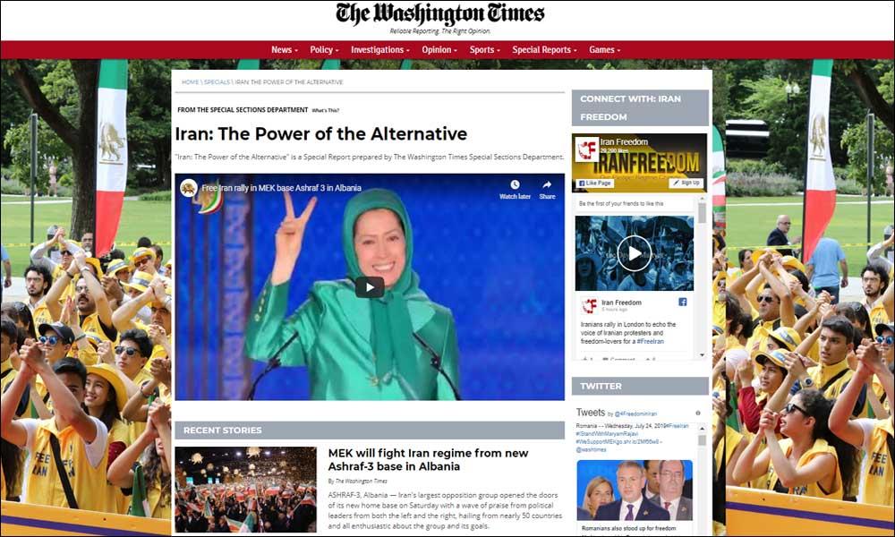 Iran: The Power of the Alternative