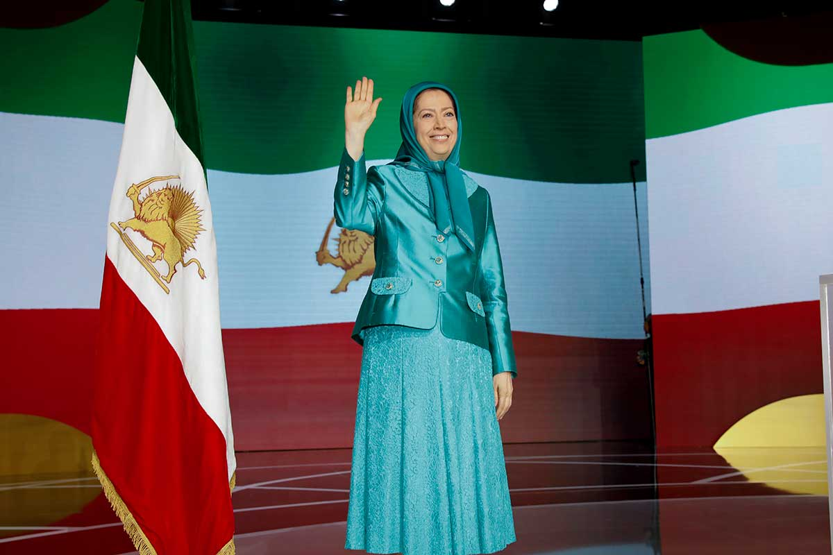 Maryam Rajavi: We will take back Iran