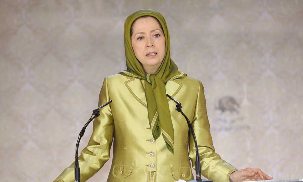 Maryam Rajavi: Women's progress in the Resistance movement is indebted to an incessant battle against reactionary and exploitative thinking
