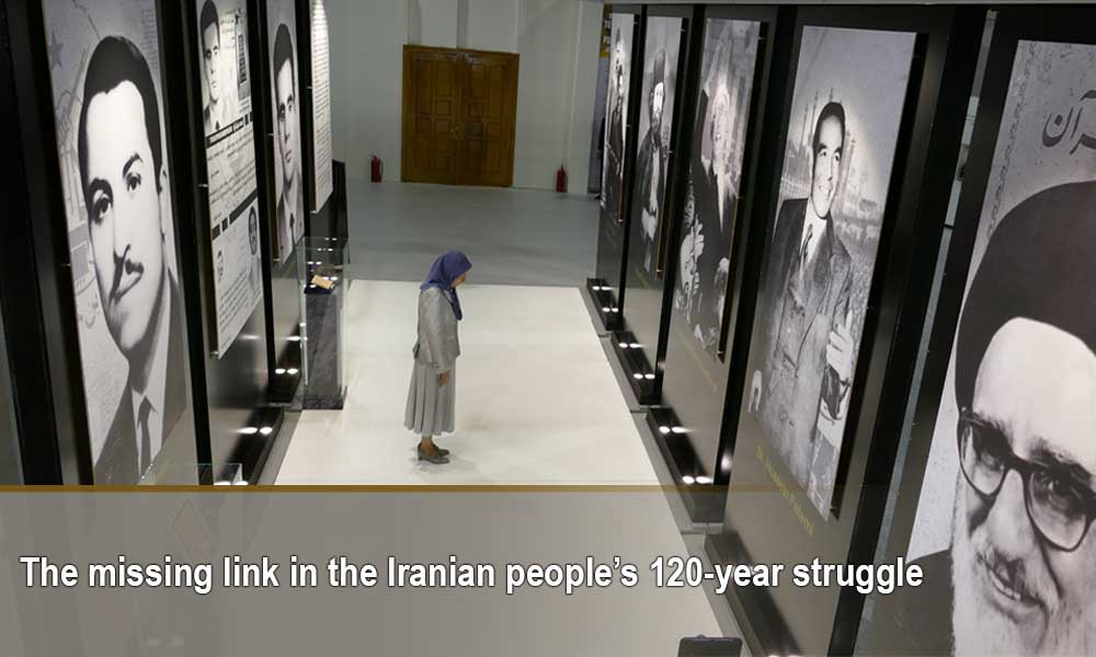The missing link in the Iranian people's 120-year struggle