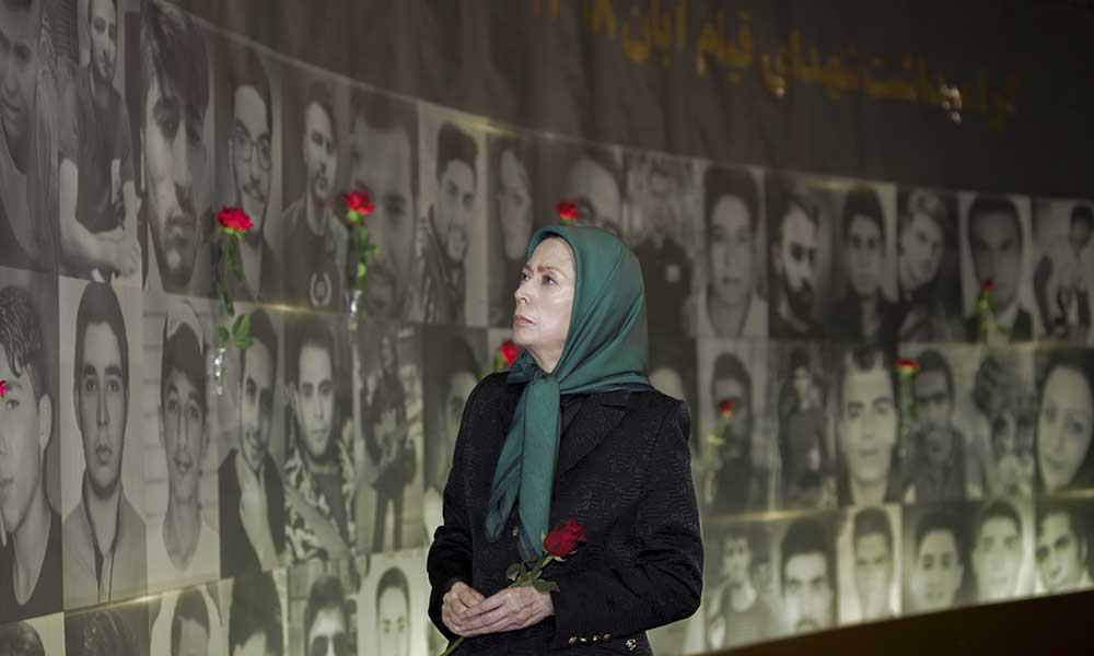 Maryam Rajavi: Martyrs of Iran Uprising have exposed Khamenei as the most reviled dictator of our time