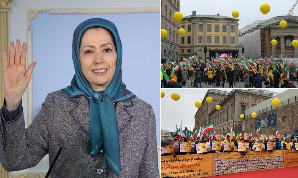 Maryam Rajavi: The Iranian People Deserve Freedom, Democracy and Equality