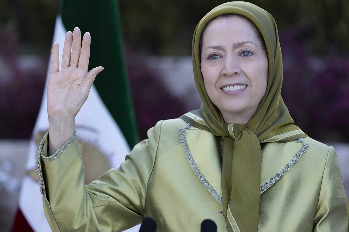 Maryam Rajavi :Congratulations on the advent of Nowruz, in tribute to the martyrs of the November 2019 uprising who propelled the Iranian people's fateful struggle to overthrow the mullahs' regime