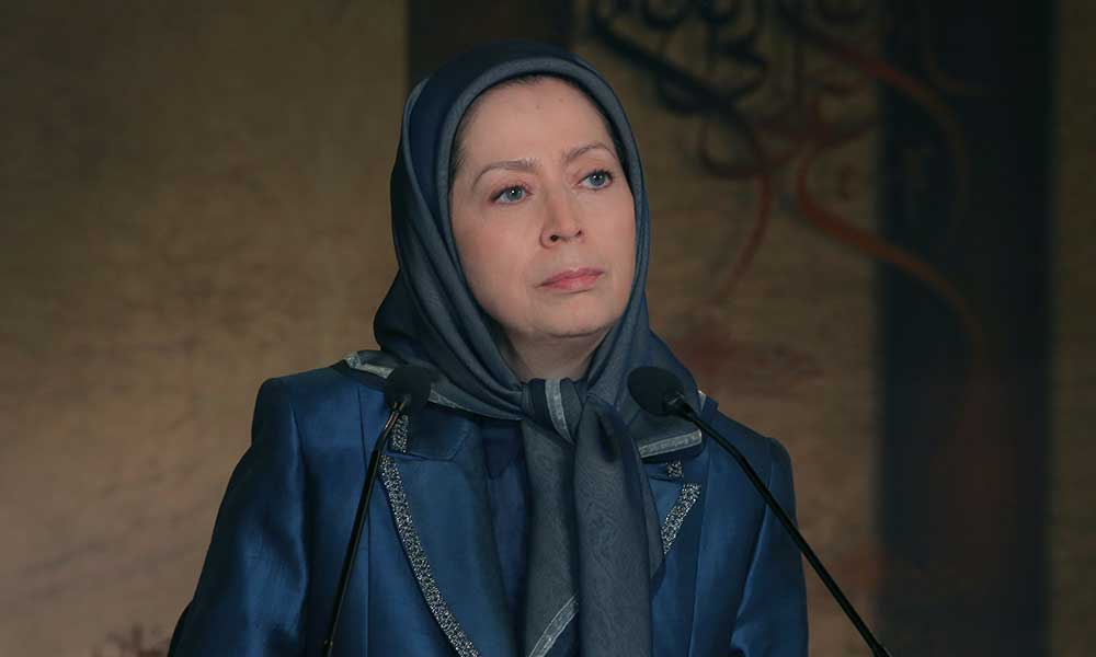 Maryam Rajavi: The mullahs' ominous regime turned Iran into the epicenter of the outbreak in the Middle East by covering up and failing to cope with the crisis