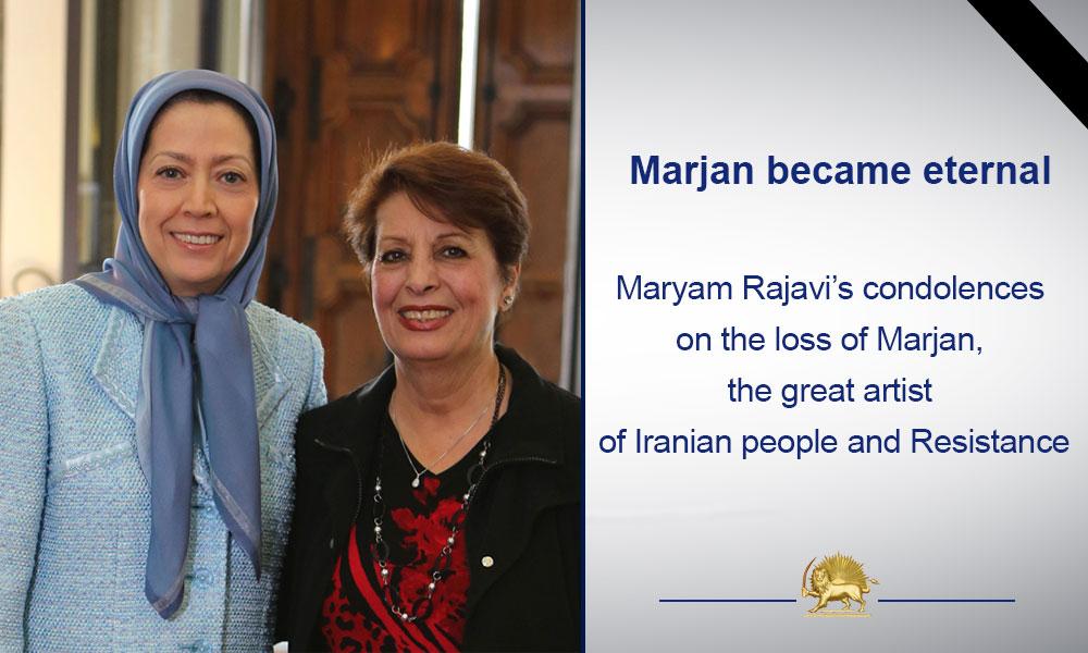 Marjan became eternal