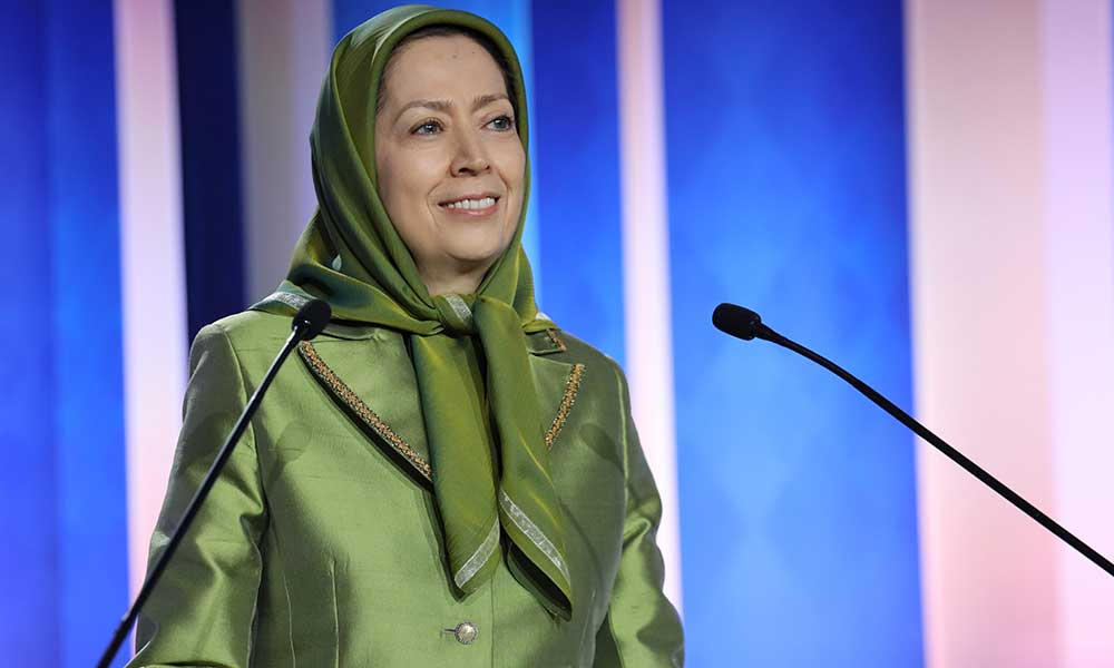 Maryam Rajavi's speech on the eve of the UN General Assembly Summit 2020