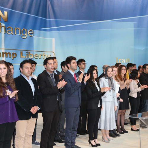 Maryam Rajavi, Conference in Paris- 12 April 2014