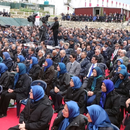 Maryam Rajavi -Solidarity and sympathy with fellow citizens affected by devastating flash floods – 06 April 2019