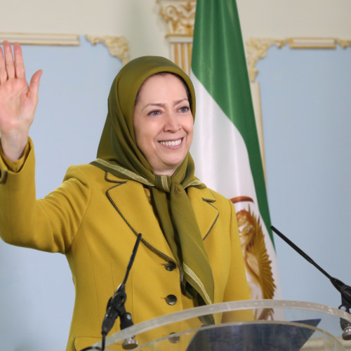 Message of Maryam Rajavi to the rally of Iranians before EU headquarters in Brussels-15 June 2019