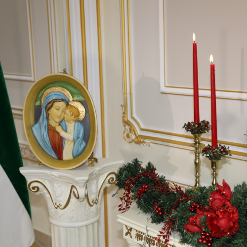 Message by Maryam Rajavi, on the occasion of Christmas - December 2019