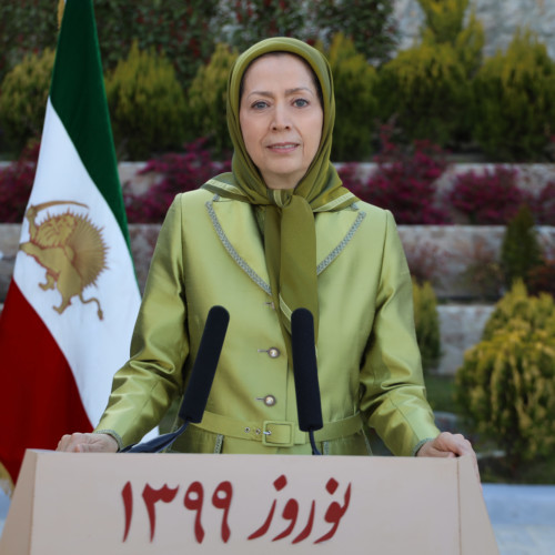 Maryam Rajavi's Message on the advent of the New Persian Year – March 19, 2020