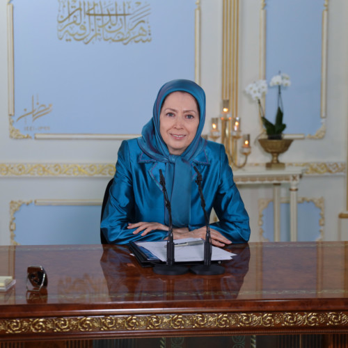 Maryam Rajavi's speech on the advent of the Holy Month of Ramadan- April 2020