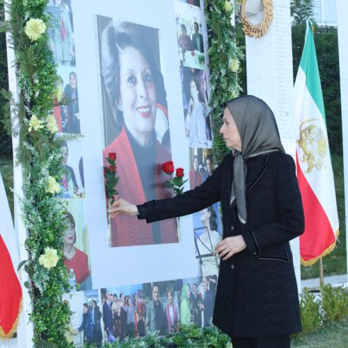 Commemorating Marjan, a popular Iranian performer – Ashraf 3 – June 2020