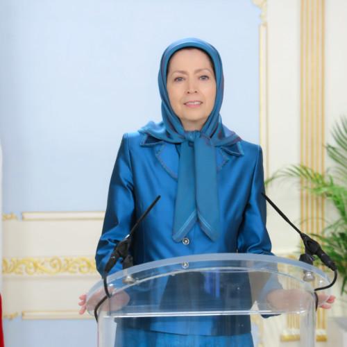 Maryam Rajavi's messages