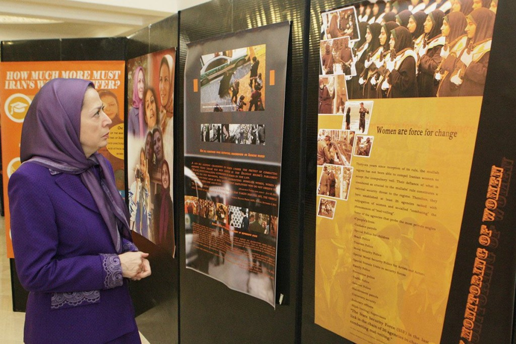 """Maryam Rajavi's message to the """"Women Force for Change"""" meeting in Stockholm, Sweden -International Women's Day 2017"""