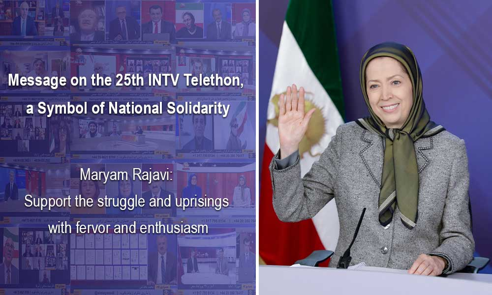 Message on the 25th INTV Telethon, a Symbol of National Solidarity